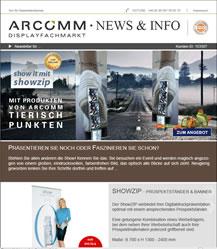Vorschau Newsletter September 2016